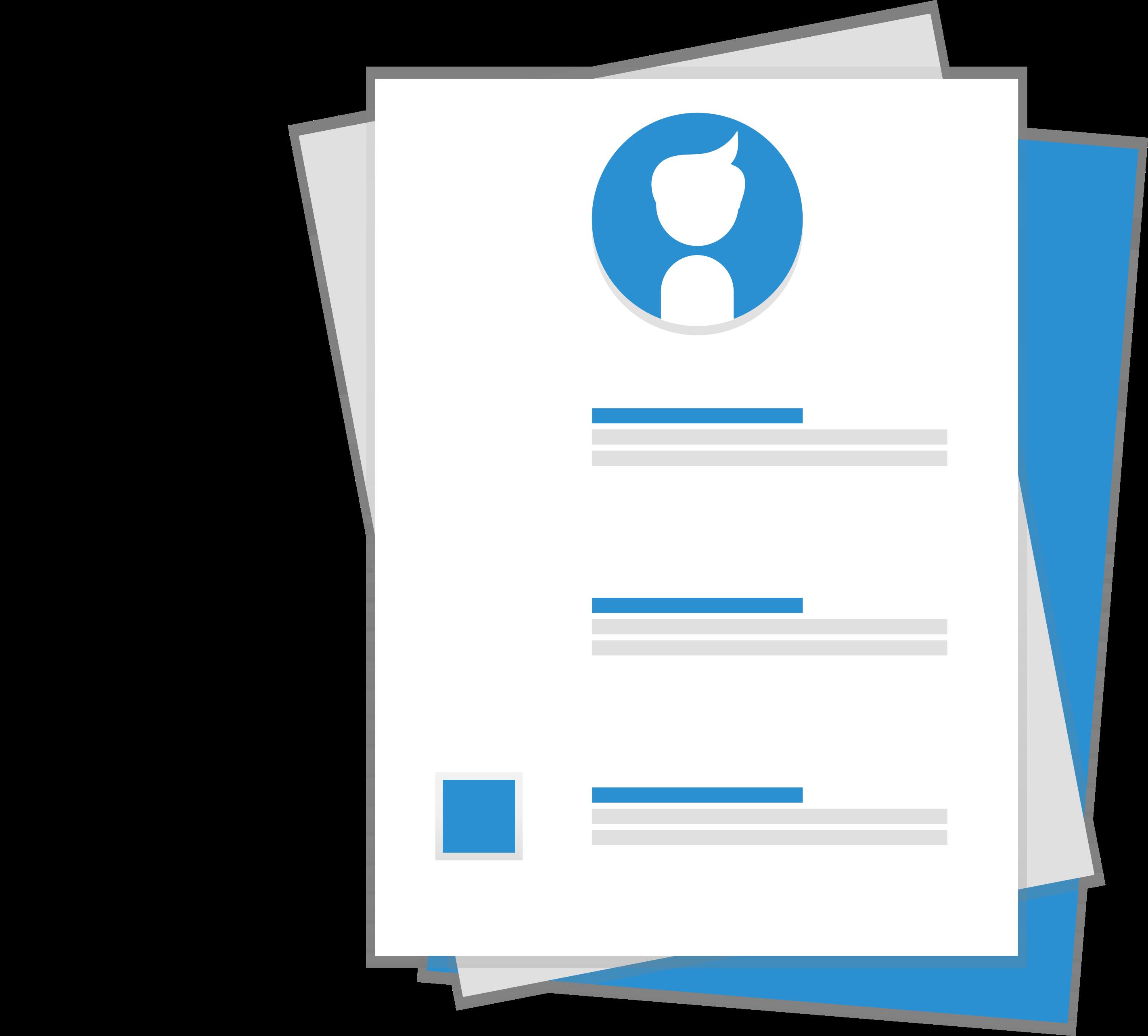 Chatbots für Human Resources, Akte Personalbogen, Mitarbeiter
