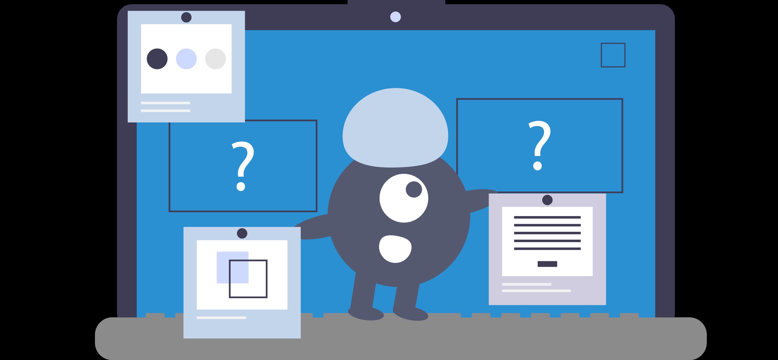 Chatbots für Kommunen, Bot, Computer, Daten