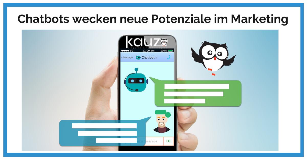 Chatbots im Marketing