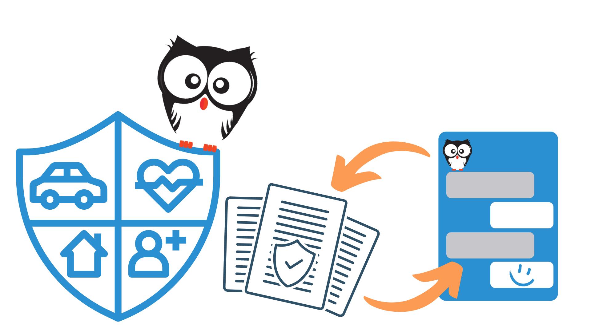 Chatbots Fuer Versicherungen Kauz Findet Dokumente