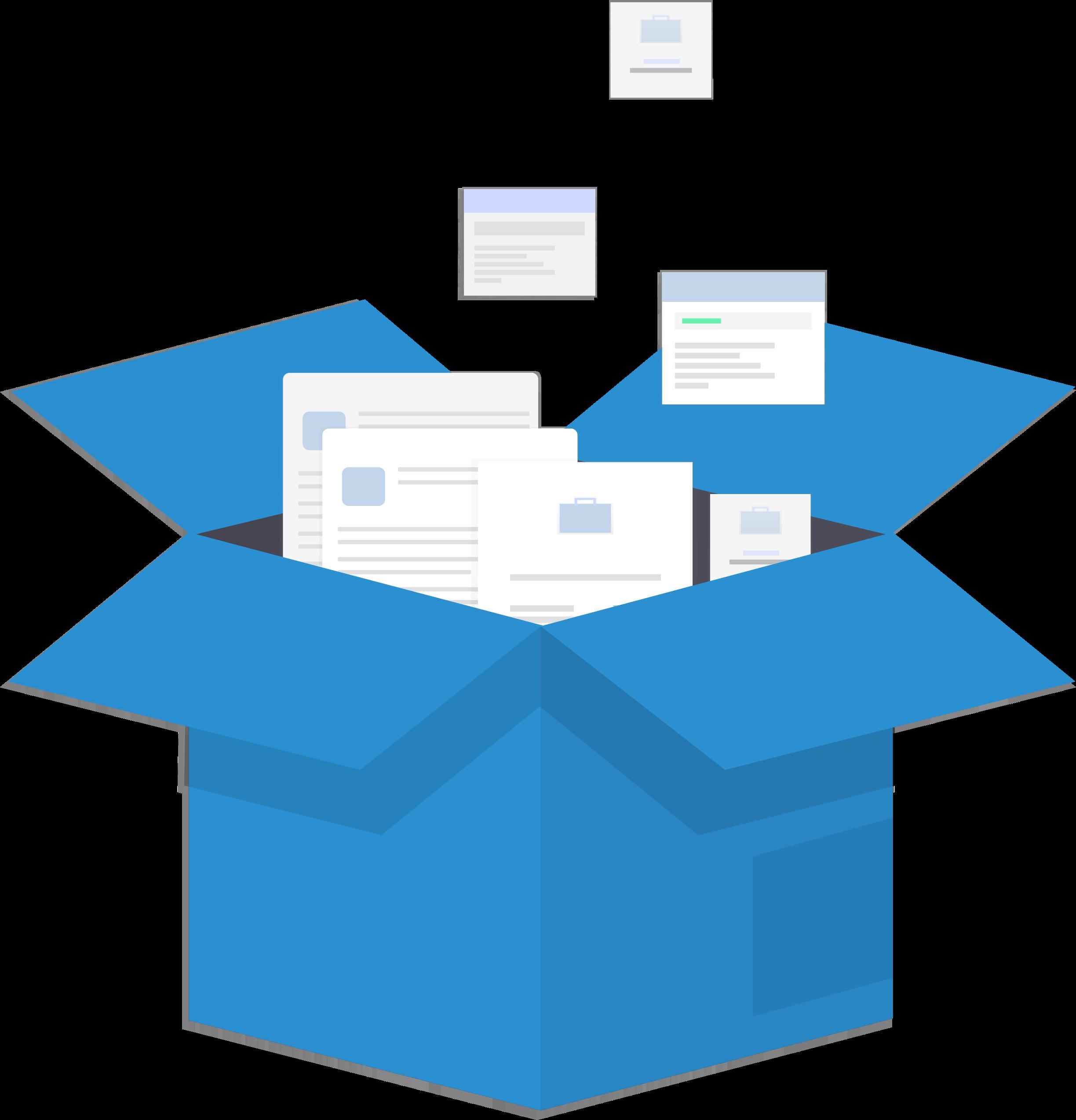 Chatbots für Kommunen, Daten, Dateien, Dokumente