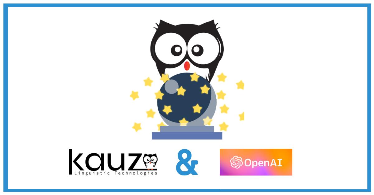 Kauz Horoskop Bot und open AI