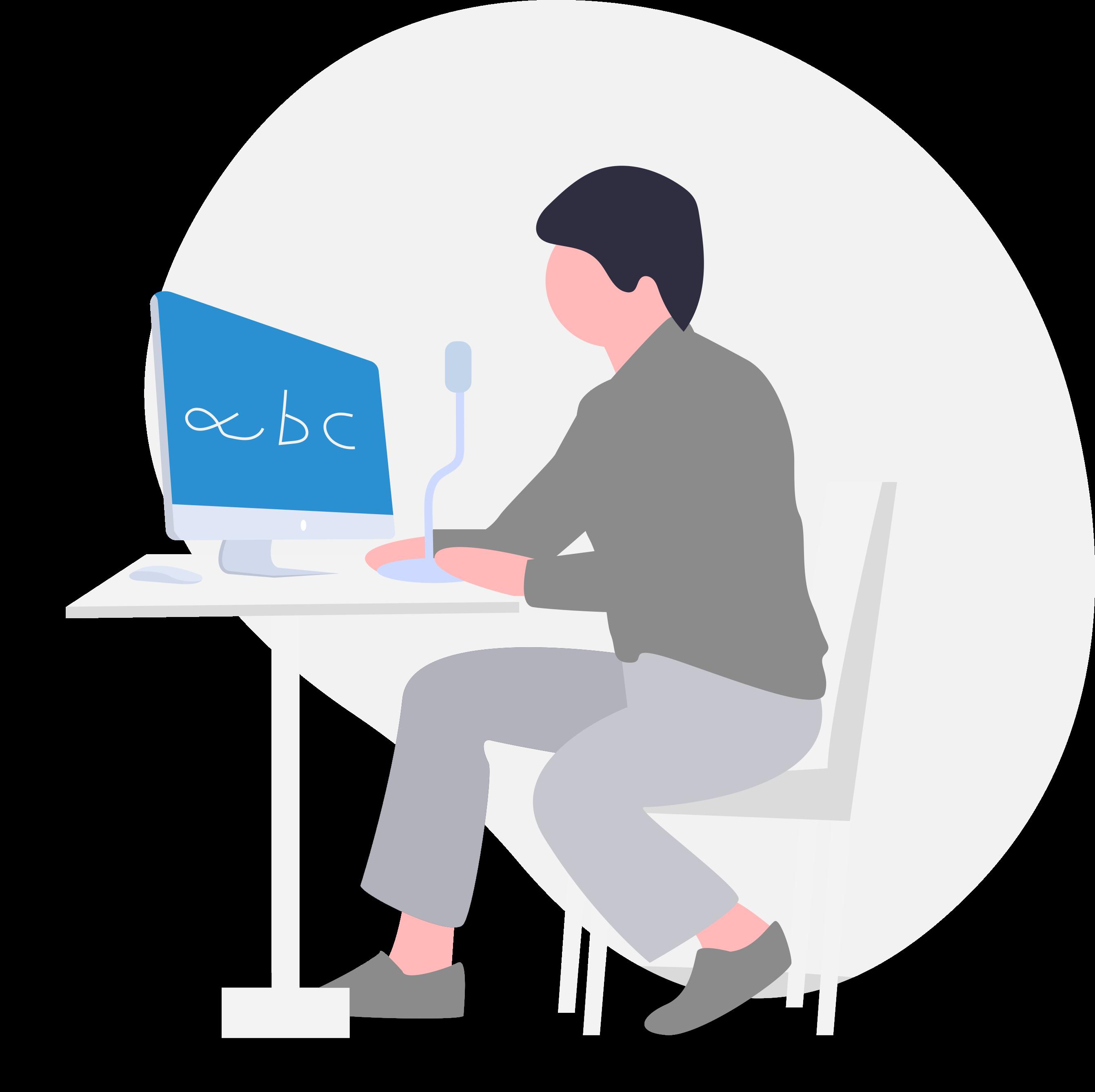 Chatbot NLU, Sitzen, Mensch, Computer