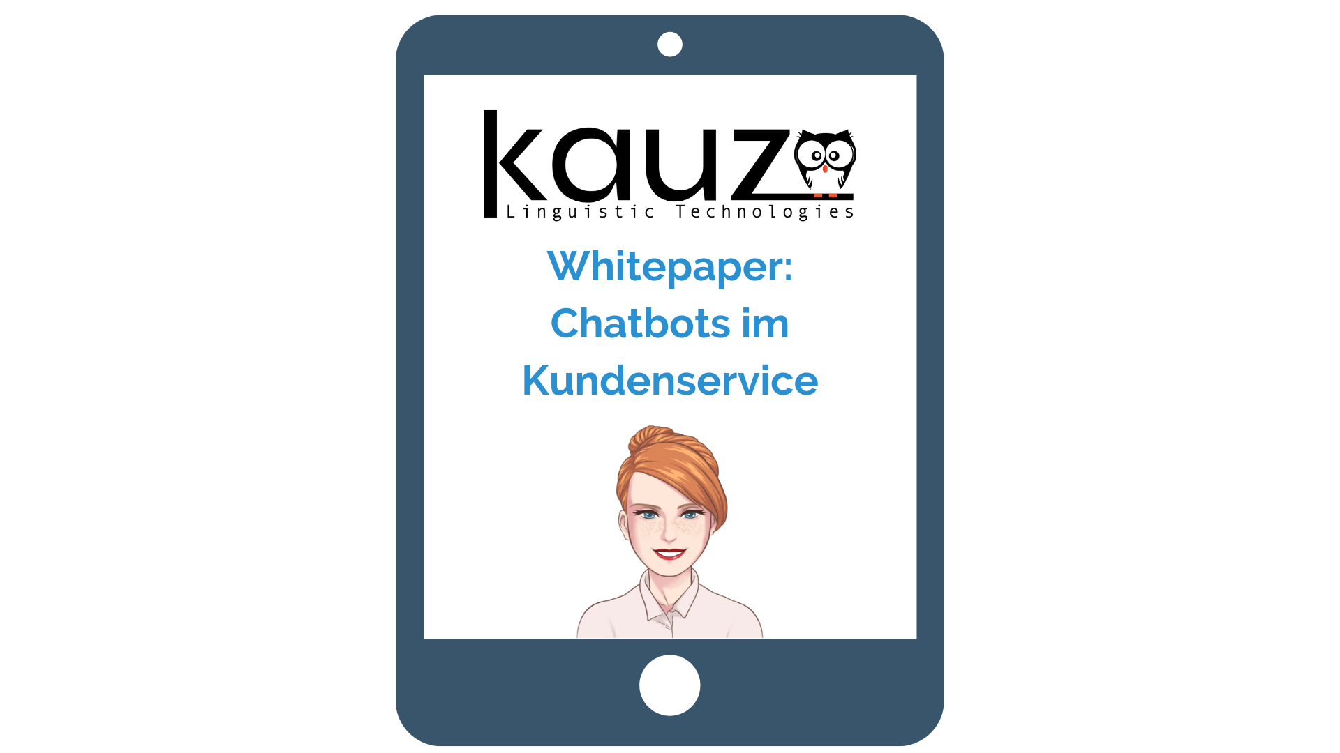 Cover Whitepaper Chatbots Im Kundenservice